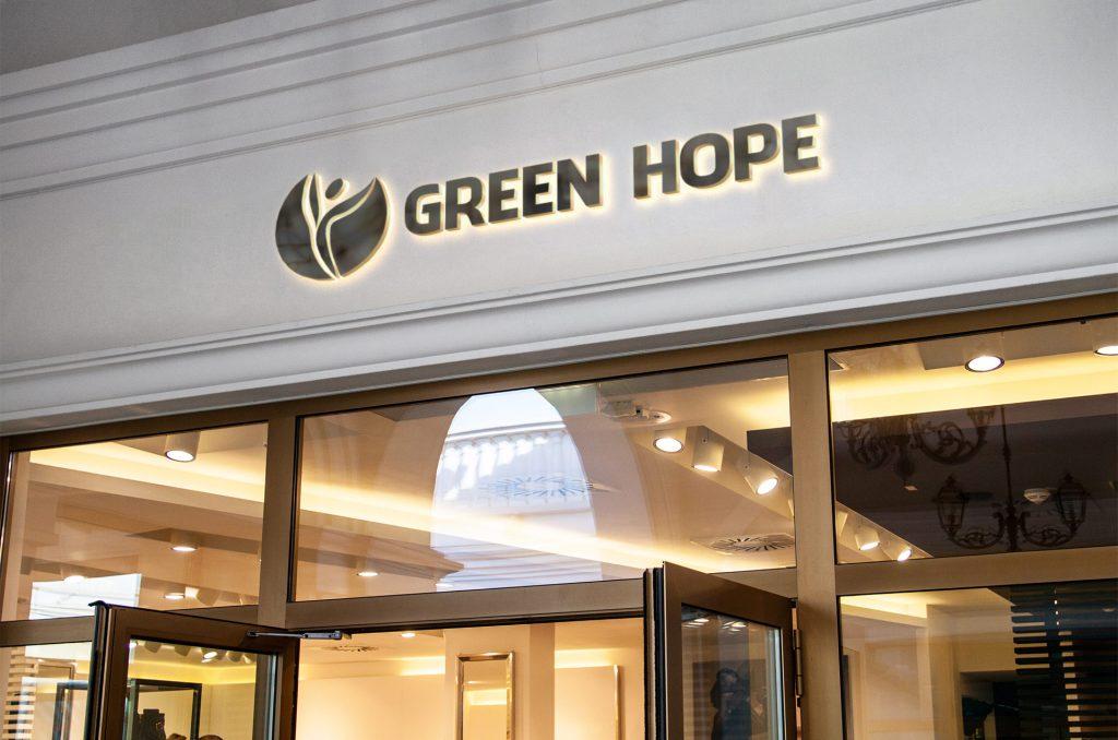 Văn phòng Green Hope